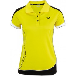 POLO FEMME VICTOR FUNCTION YELLOW 6165