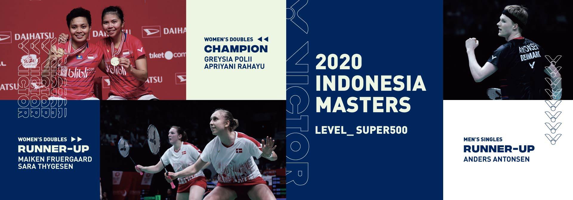 INDONESIA MASTER